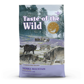 Taste of the Wild Taste of the Wild Dog Sierra Mountain 14#