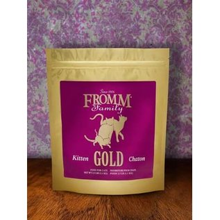 Fromm Fromm Kitten Gold Food 2.5#