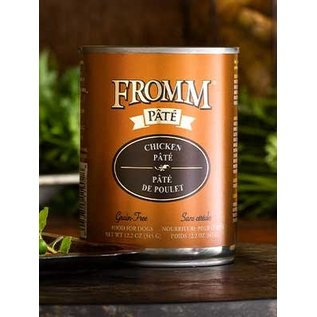 Fromm Fromm Dog Gold Chicken Pate 12oz