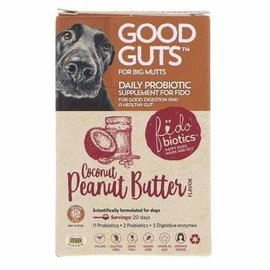 Fidobiotics Fidobiotics GoodGuts for Big Mutts 1.4oz