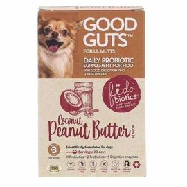 Fidobiotics Fidobiotics GoodGuts for Lil Mutts  0.5oz