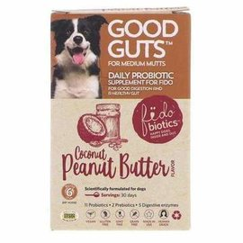 Fidobiotics Fidobotics GoodGuts for Medium Mutts 1oz