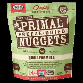Primal Primal Cat FD Quail 14oz