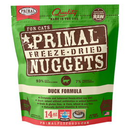 Primal Primal Cat FD Duck 5.5oz