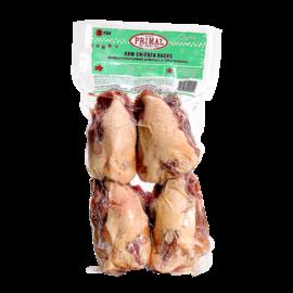 Primal Primal Raw Chicken Backs 4CT