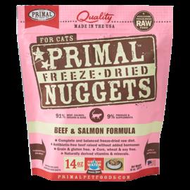 Primal Primal Cat FD Beef/Salmon 5.5oz