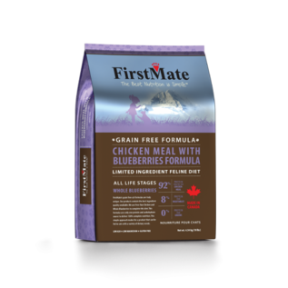 FirstMate FirstMate Cat Chicken & Blueberry 10#
