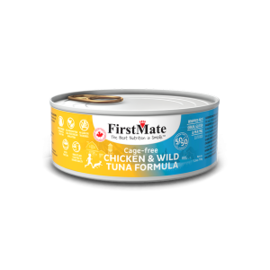 FirstMate FirstMate Cat Chicken/Tuna 5.5oz