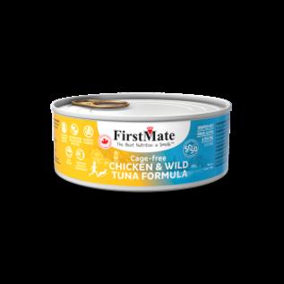 FirstMate FirstMate Cat Chicken/Tuna 5.5oz