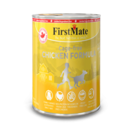 FirstMate FirstMate Dog LID Chicken 12.5oz