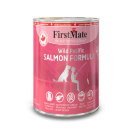 FirstMate FirstMate Dog LID Salmon 12.5oz