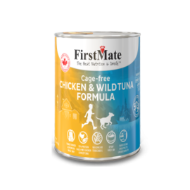 FirstMate Firstmate Dog Chicken/Tuna 12.5oz