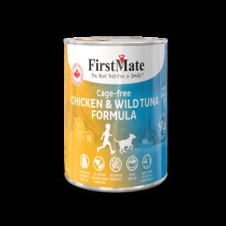 FirstMate Firstmate Dog Chicken/Tuna 12.5oz