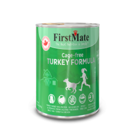 FirstMate First Mate Dog Turkey 12.2oz