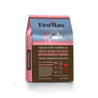 FirstMate FirstMate Cat Fish & Blueberry 10#