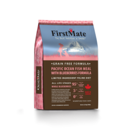 FirstMate FirstMate Cat Fish & Blueberry 3.96#