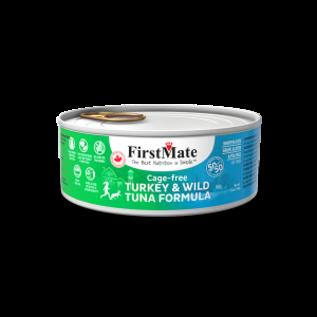 FirstMate Firstmate Cat Turkey & Tuna 5.5oz
