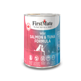 FirstMate Firstmate Dog Salmon & Tuna 12.5oz