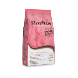 FirstMate FirstMate Cat & Kitten Grain Friendly 5#