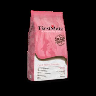 FirstMate FirstMate Cat & Kitten Grain Friendly 5#