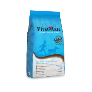 FirstMate FirstMate Dog Wild Pacific Fish & Oats 25#