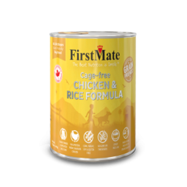 FirstMate Firstmate Dog Chicken & Rice 12oz