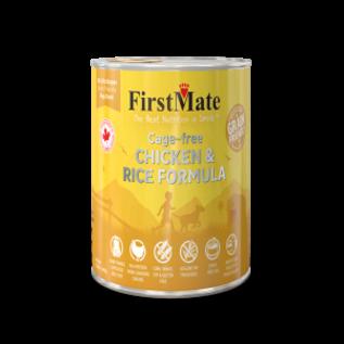 FirstMate Firstmate Dog Chicken & Rice 12oz