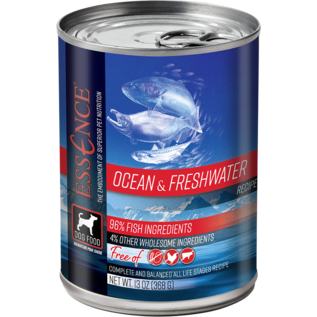 Essence Essence Dog Ocean & Freshwater Recipe 13oz