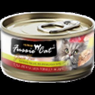Fussie Cat Fussie Cat Tuna w/ Salmon 2.8z