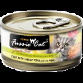 Fussie Cat Fussie Cat Tuna w/ Shrimp 2.8z