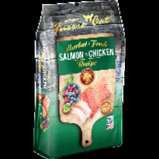 Fussie Cat Fussie Cat Salmon & Chicken 4#