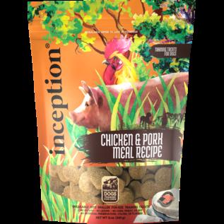 Inception Inception Dog Chicken & Pork Biscuit 12oz