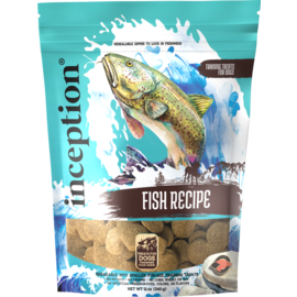 Inception Inception Dog Fish Biscuits 12oz