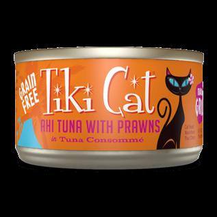 Tiki Cat Tiki Cat Manana Grill Ahi Tuna w/Prawns 6z