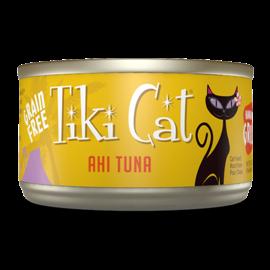 Tiki Cat Tiki Cat Hawaiian Grill Ahi Tuna 6oz