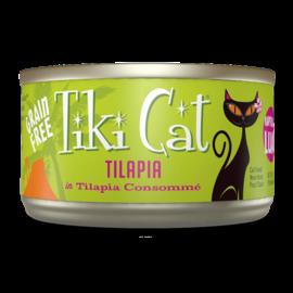 Tiki Cat Tiki Cat Kapiolani Luau Tilapia 6oz