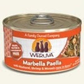 Weruva Weruva Cat Marbella Paella 5.5oz