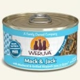 Weruva Weruva Cat Mack and Jack 3oz