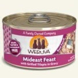 Weruva Weruva Cat Midwest Feast 5.5z