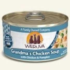 Weruva Weruva Cat Grandma's Chicken Soup 3oz