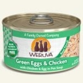 Weruva Weruva Cat Green Eggs and Chicken 3oz