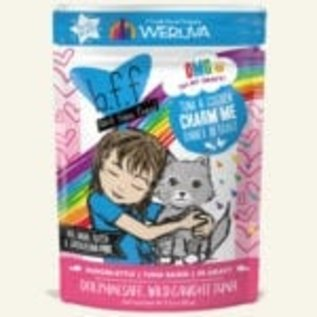 BFF BFF Cat OMG Charm Me Tuna & Chicken Pouch 3oz