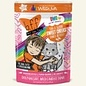 BFF BFF Cat OMG Sweet Cheeks Tuna & Salmon Pouch 3oz