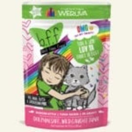 BFF BFF OMG Luv Ya Cat Pouch 3oz