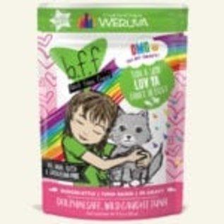 BFF BFF Cat OMG Luv Ya Tuna & Lamb Pouch 3oz