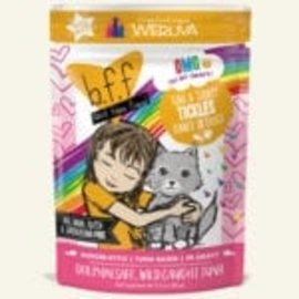BFF BFF Cat OMG Tickles Tuna & Turkey Pouch 3oz