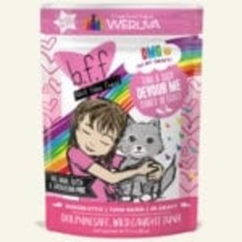 BFF BFF Cat OMG Devour Me Tuna & Duck Pouch 3oz
