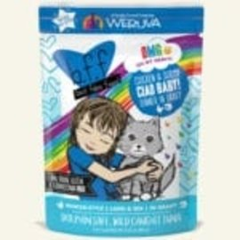 BFF BFF Cat OMG Ciao Baby Chicken & Shrimp Pouch 2.8oz