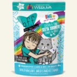 BFF BFF Cat OMG Seeya Sooner Chicken & Tuna Pouch 2.8oz