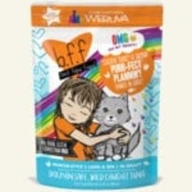 BFF BFF Cat  OMG Purr-fect Plannin Chicken, Turkey & Salmon Pouch 2.8oz
